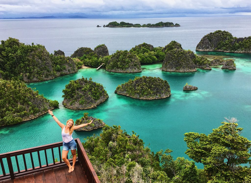 Bird's Head Seascape Ecotourism in Raja Ampat—Defender or