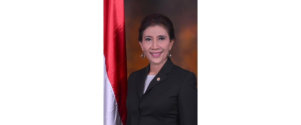 Susi Pudjiastuti-Indonesia Maritime and Fisheries Minister