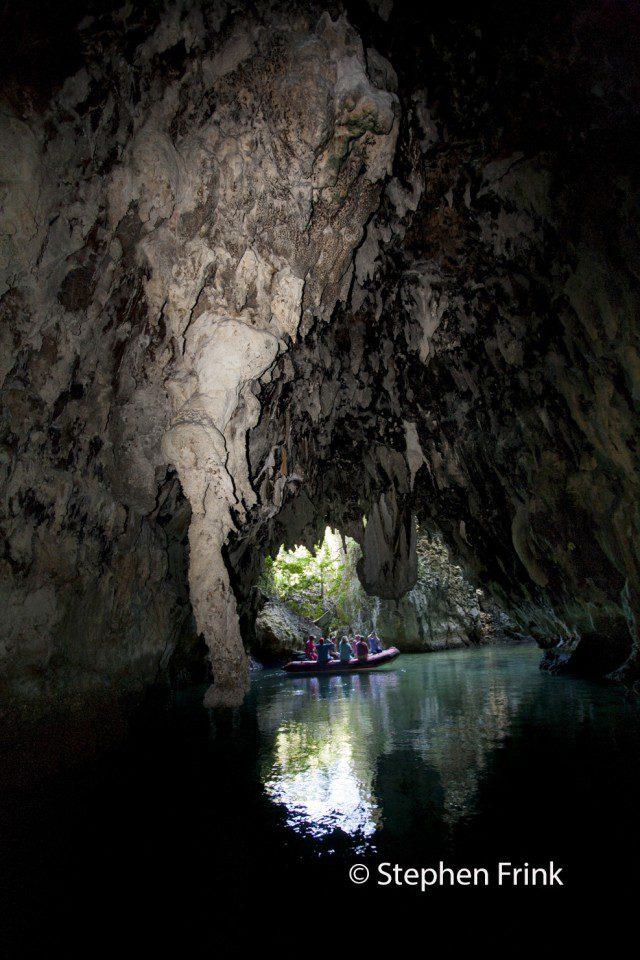 Tomolol Cave, Misool Islands