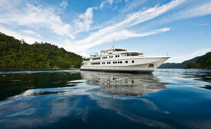 True North in Cenderawasih copyright North Star Cruises